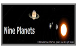 The Nine Planets
